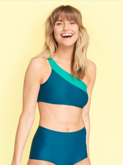 cheap prices select for best unequal in performance 10 Modest Two-Piece Swimsuits {2019 Edition} | AllMomDoes