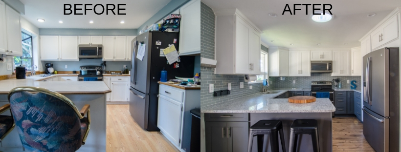 A Realistic Diy Kitchen Remodel Budget