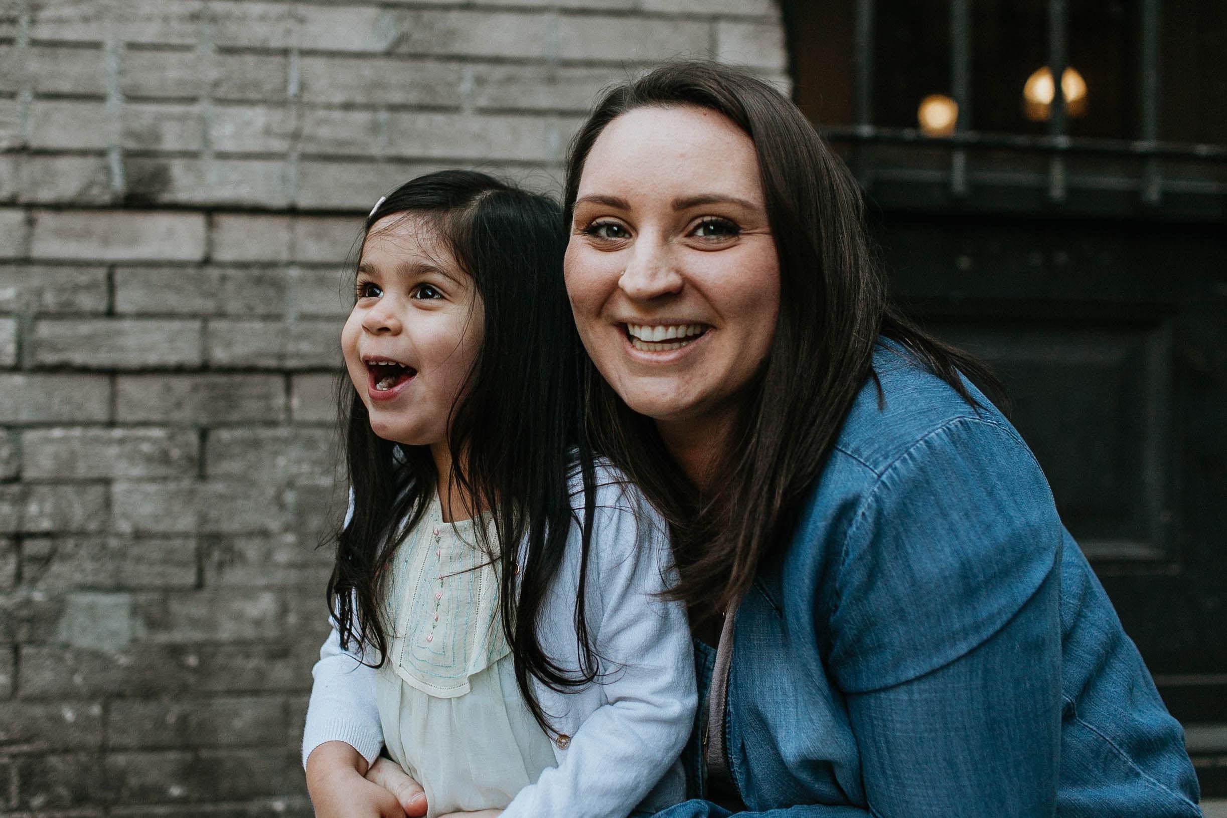 Meet the Moms: Hannah Anariba