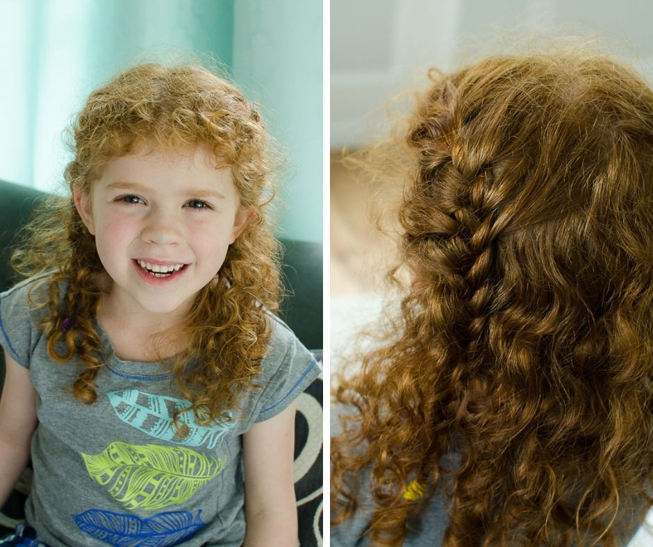 Everyday Hairstyles For Your Kid With Curly Hair