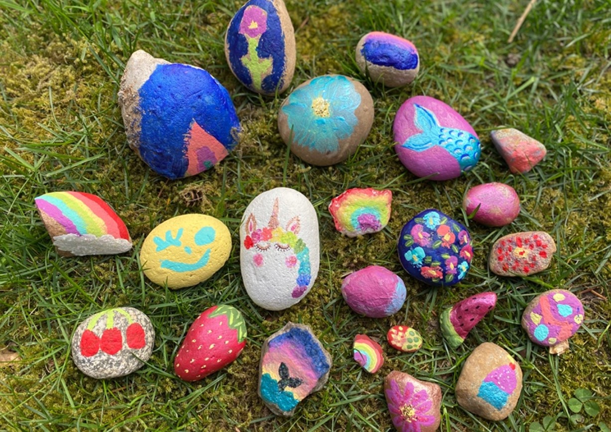 Rock Painting Tips Tricks Allmomdoes