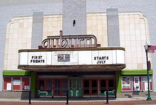 Auburn Awarded $1 Million for Schine Theater Improvements