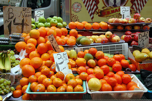 Local  Roadside Stands Finally Buzzing
