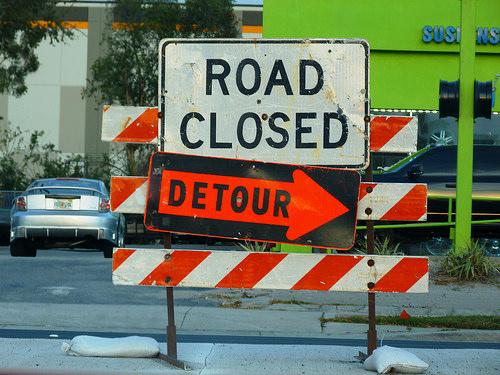 Truck Crash Closes Clark Street Rd. in Aurelius