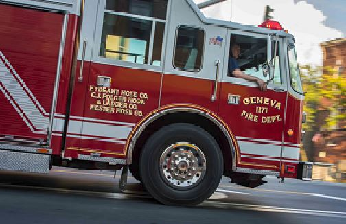 Geneva Fire Dept. Holds Car Crash Demo Tonight