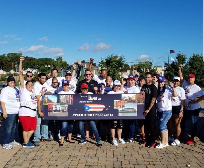 Generous Genevans Donate To Puerto Rican Hurricane Relief