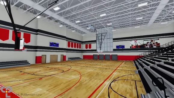 Construction Of New Geneva High Gym Ahead Of Schedule