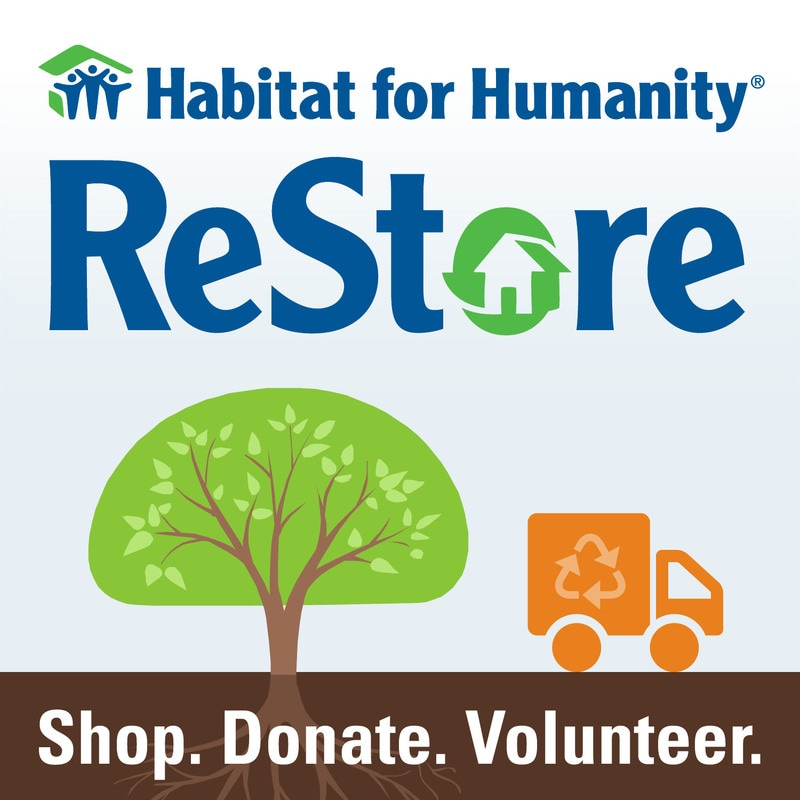 Habitat ReStore Powers Building Projects Year Round
