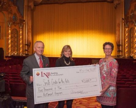 Smith Opera House Gets LNB Gift