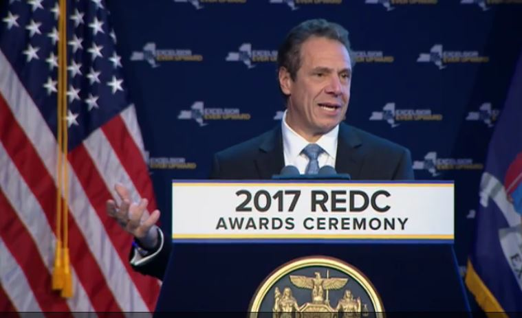 Cuomo Has 22 State Of The State Proposals For 2018