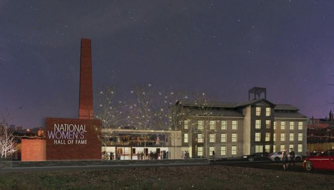 NWF Seeks End Of Year Donations For Seneca Knitting Mill Project