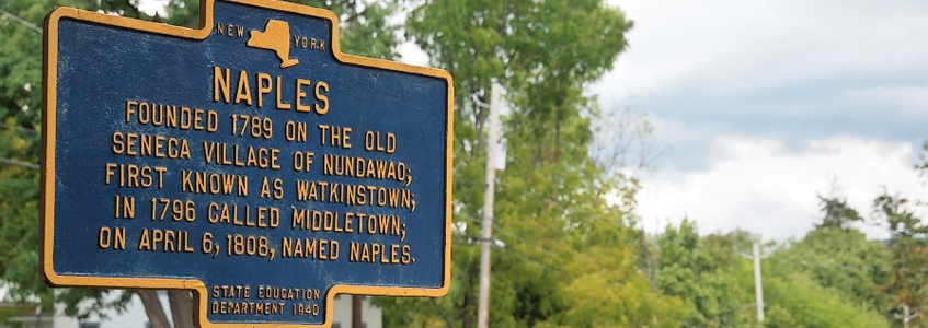 Naples Secures $4.2 Million For Main Street Sewer Construction