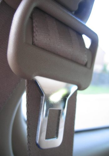 Seat Belts Could Be Required for Backseat Passengers