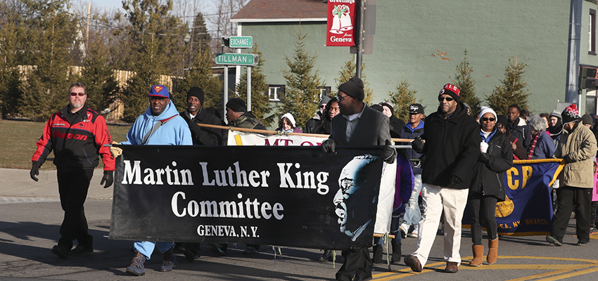 Honoring Dr. King's Legacy