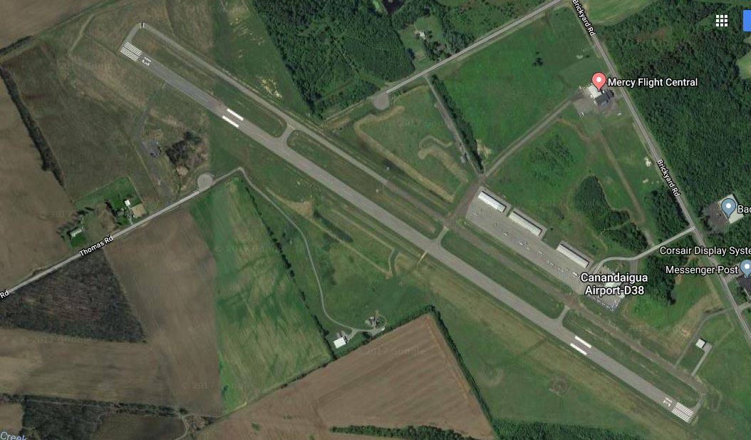 New Terminal Will Be Game Changer For Canandaigua Airport