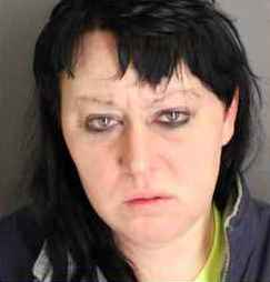 Canandaigua Woman Pours Beer On Officer