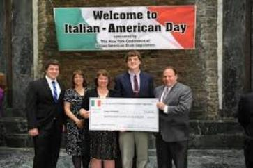 Palmesano Offers Italian-American Scholarships