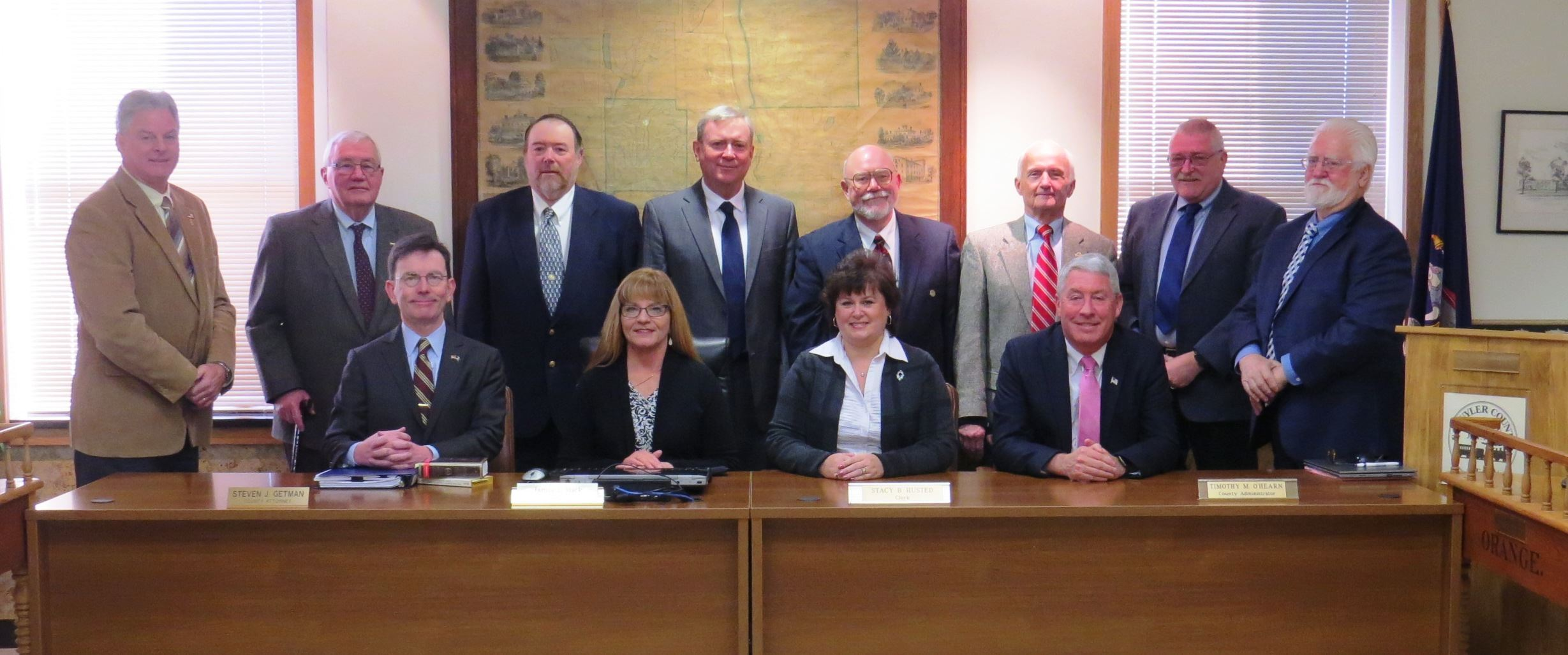 Schuyler Legislature Approves County Employee Dress Code