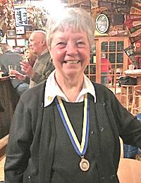Cole Named Watkins-Montour Rotary's Newest Paul Harris Fellow