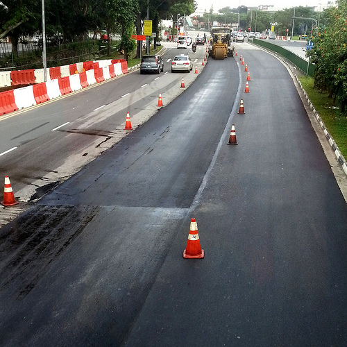 State Route 228 Paving Starts Monday