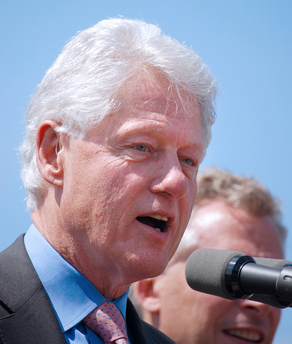 Bill Clinton to Attend Slaughter Funeral