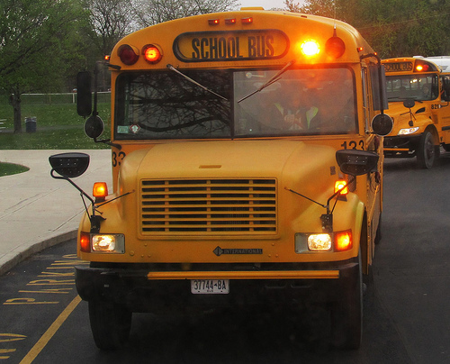 Dundee Gets EPA Funds to Replace or Retrofit School Buses