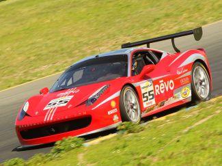 Ferrari Challenge North America Returns to WGI