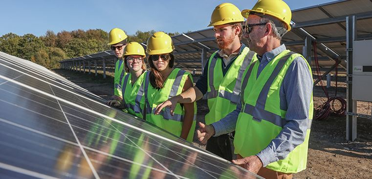 Hobart and William Smith Open 2nd Solar Farm
