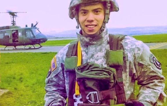 Missing Churchville Soldier Found Alive