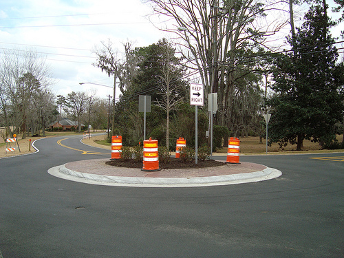 Roundabouts in the Southern Tier