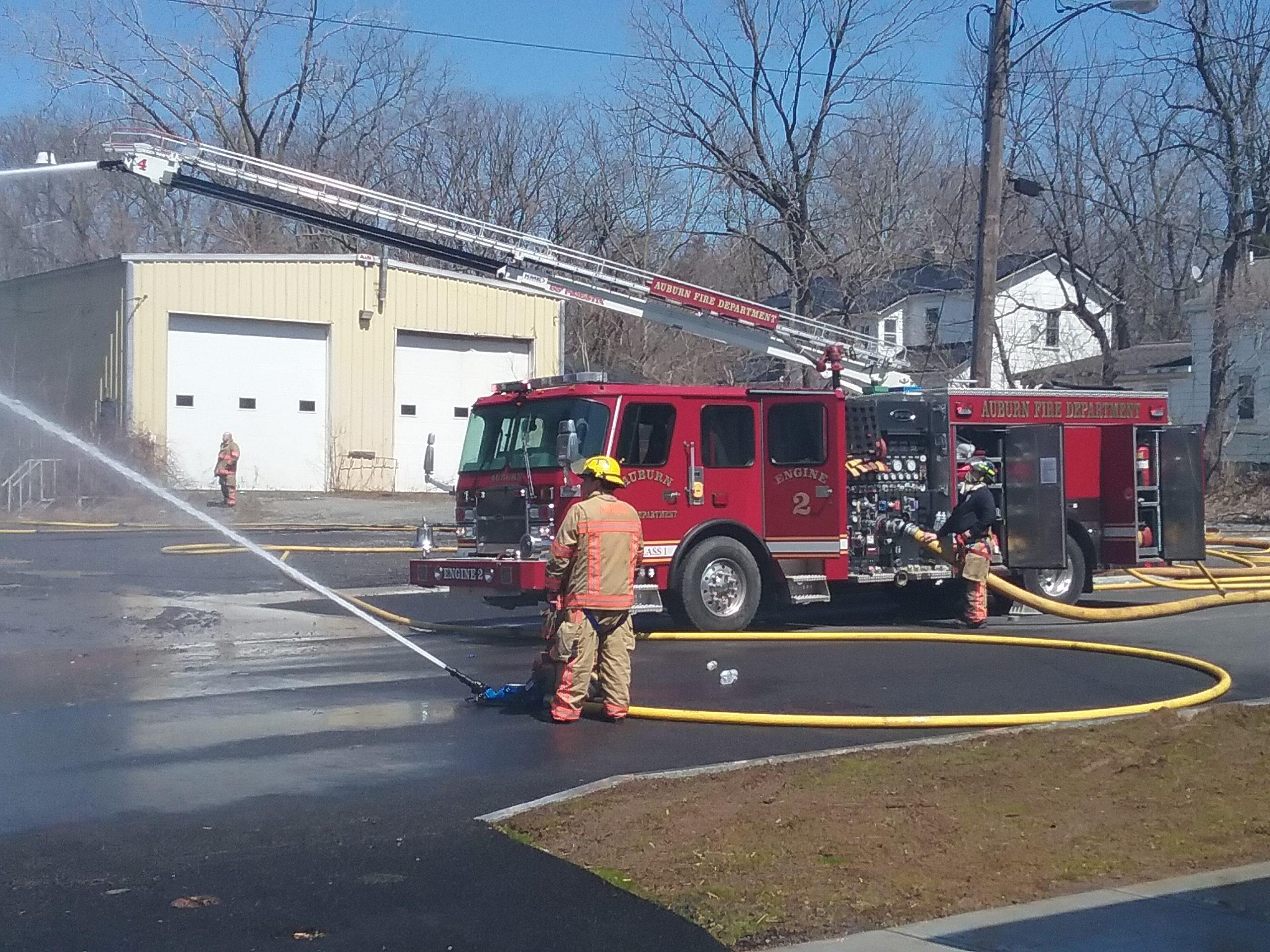 Auburn Fire Dept. Awarded Grants Totaling $650K