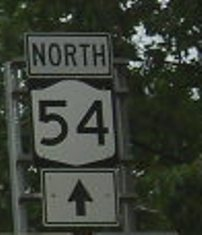 Work on Route 54 to Begin Thursday