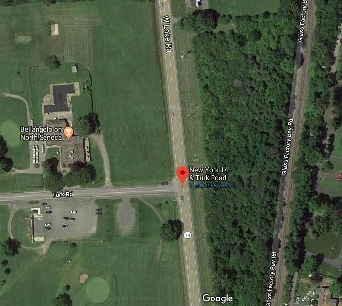 Lower Speed Sought For Route 14 South Of Geneva