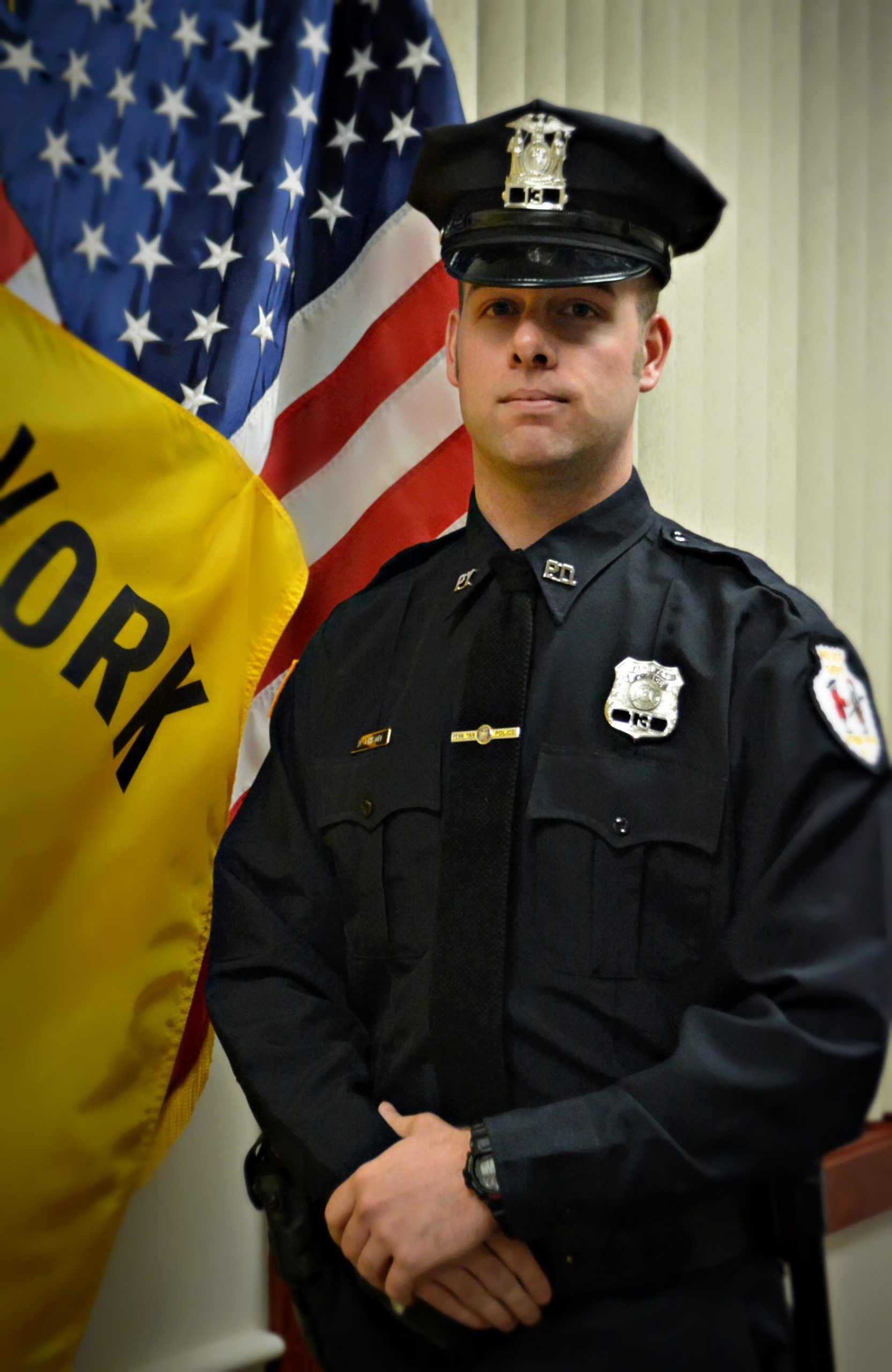 Penn Yan Police Officer Saves Overdose Victim's Life