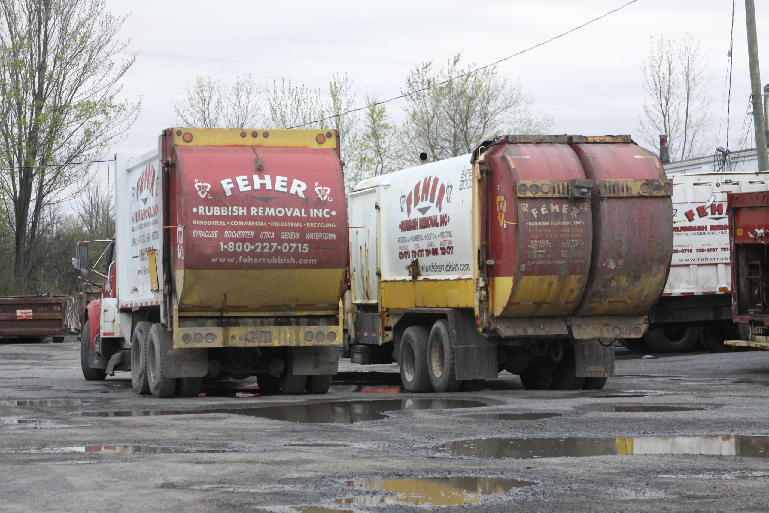 Report: Feher Rubbish Closing Today