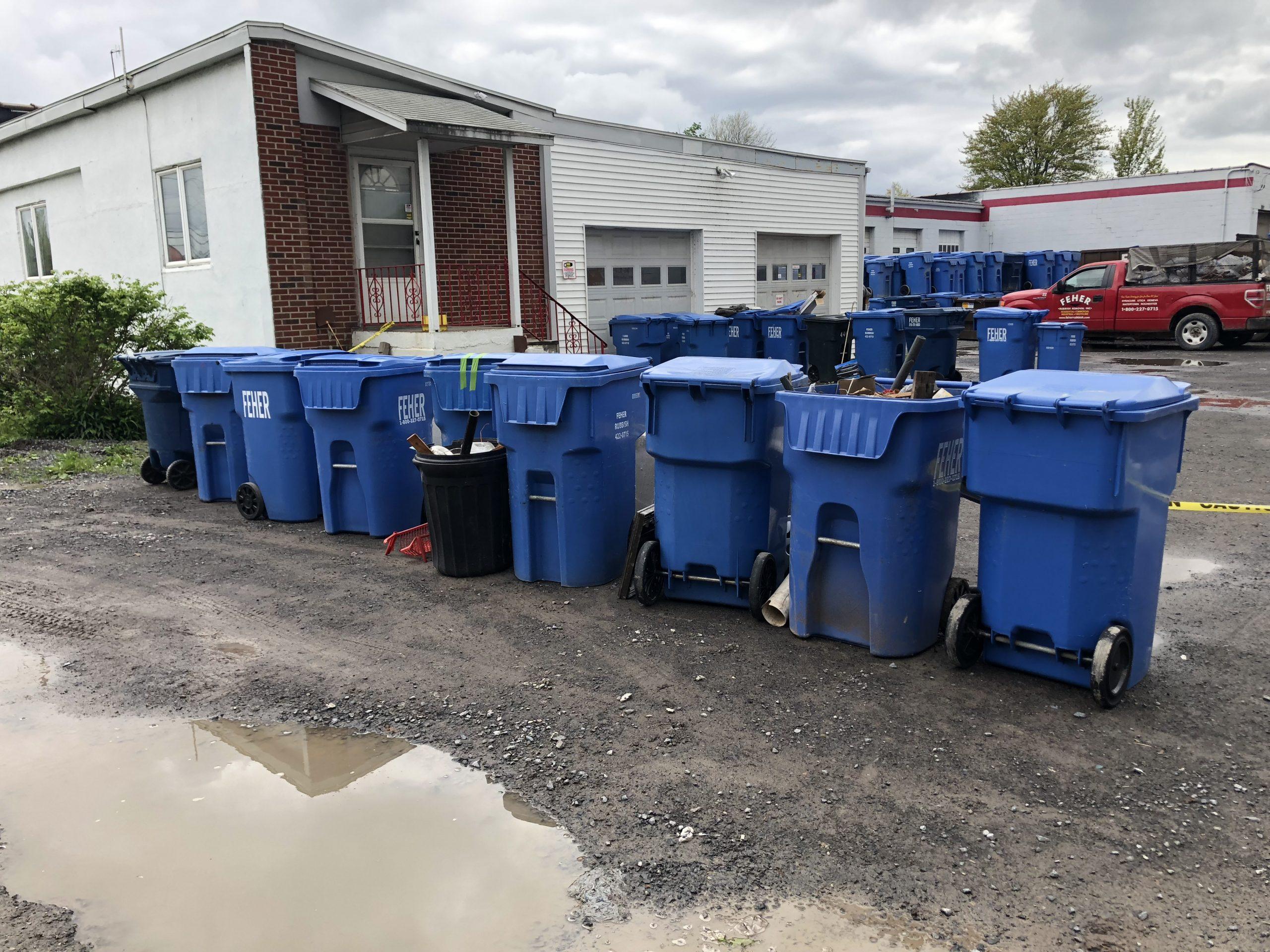 City of Geneva Update on Feher Rubbish Trash Removal