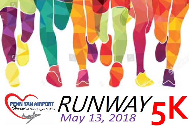 Runway 5K Raises $3,000 for Sheriff's Camp