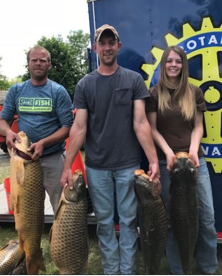 Carp Derby Winner Tips Scales at 41-Pounds
