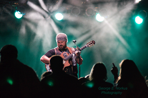 Zac Brown Sells Out Lakeview Amphitheater
