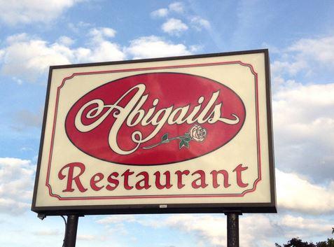 Abigails Restaurant Closing This Week