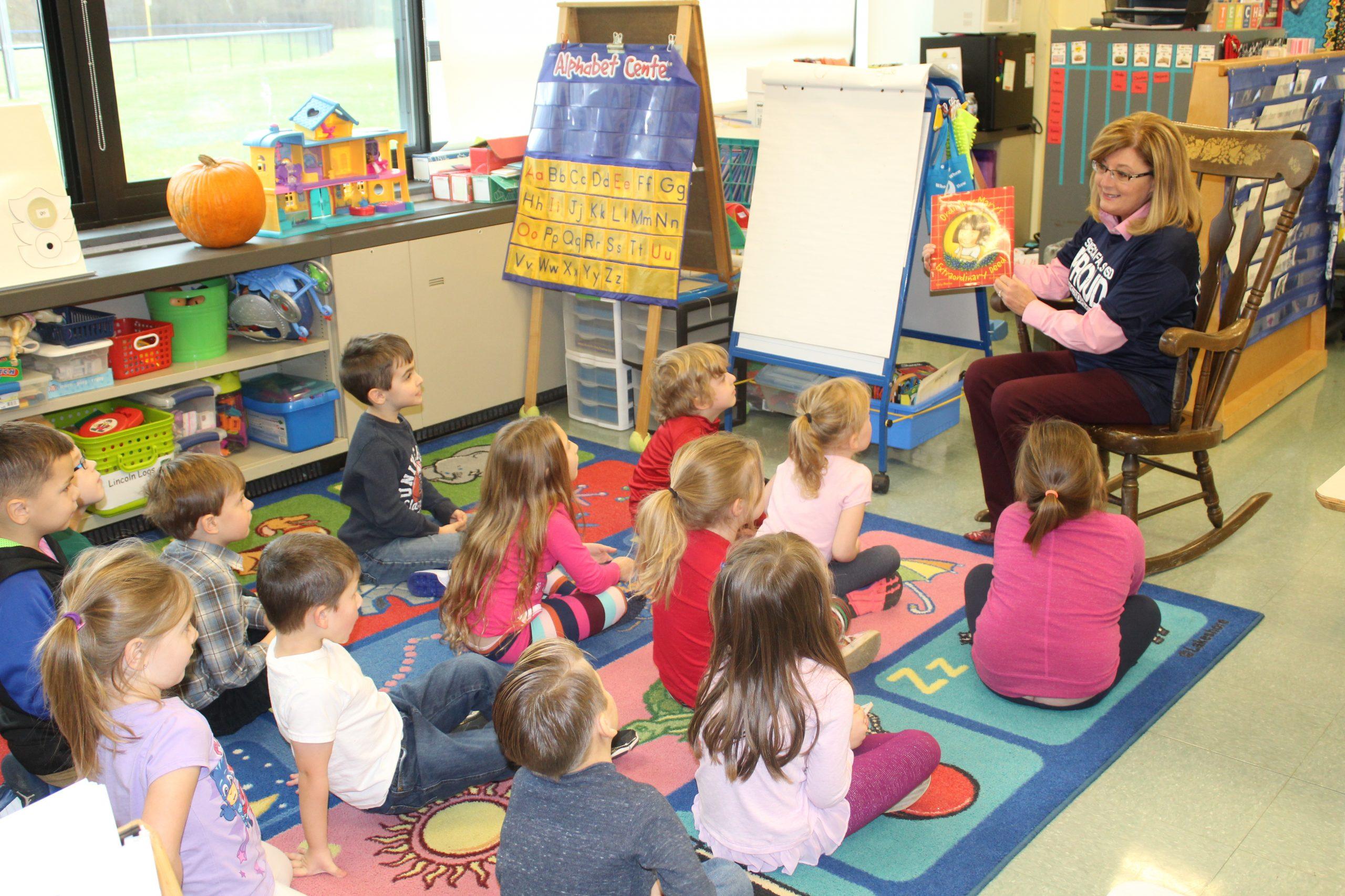 "Sen. Helming Announces ""Libraries Rock"" Summer Reading Program"