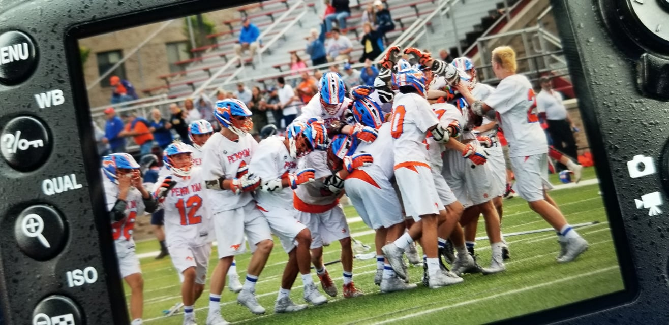 Mustangs to Play for State Lacrosse Title Saturday
