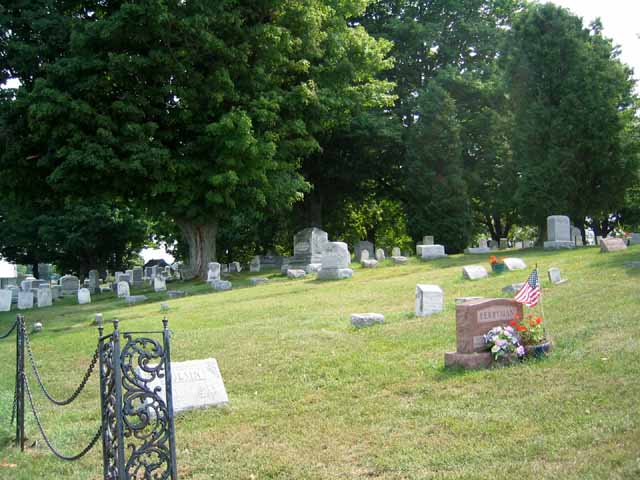 70 Flags Missing from South Farmington Cemetery