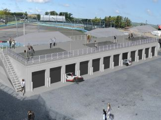 WGI Announces New Turn 10 Terrace Hospitality Area