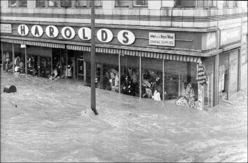 Remembering the Elmira Flood of 1972