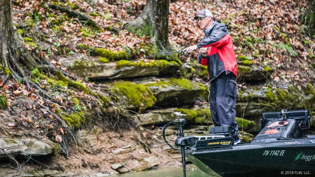 College Fishing Tournament Presented by Bass Pro Set For Cayuga Lake