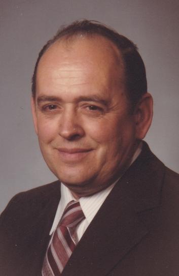 Rev. Gerald F. Vanaman