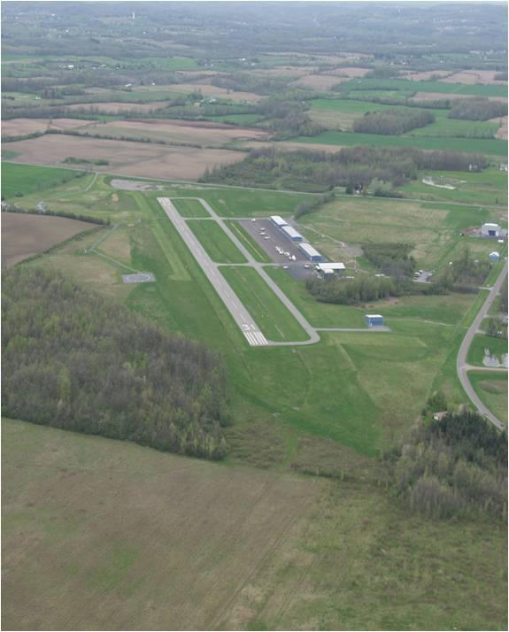 Canandaigua Airport Receives Federal Funding for Enviro Study
