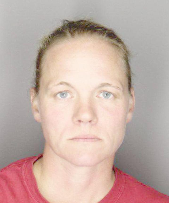 Himrod Woman Accused of Felony Arson