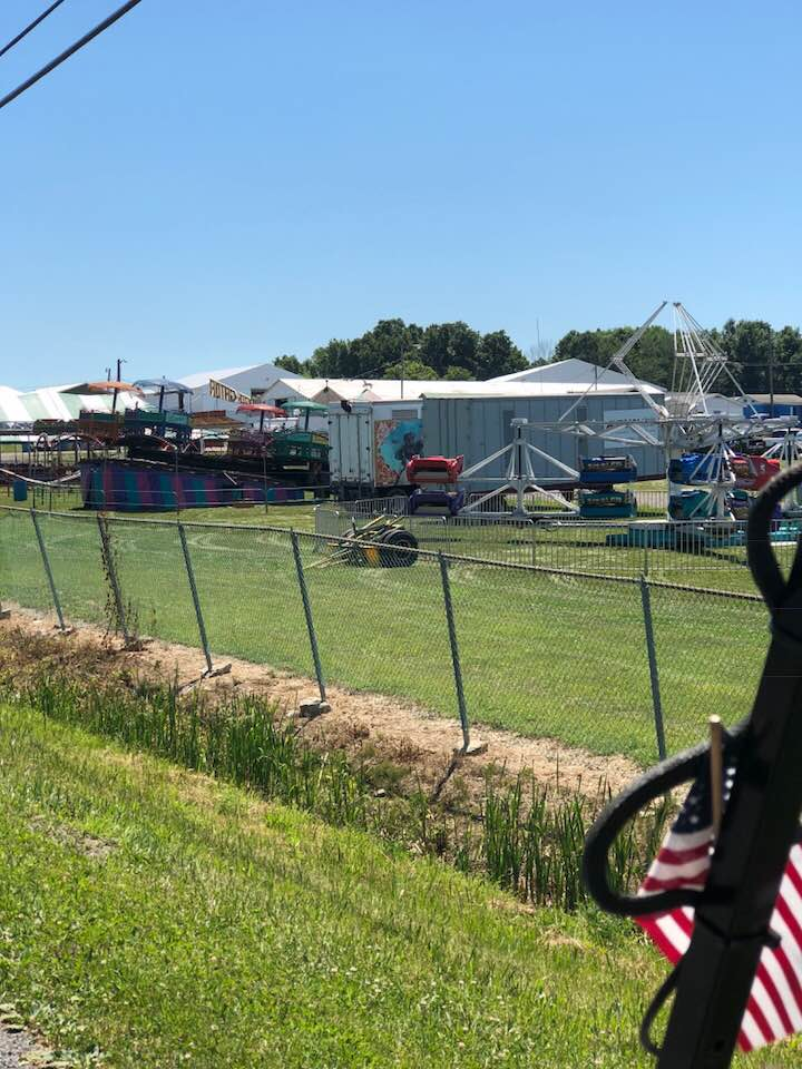 It's Opening Day at the Yates County Fair